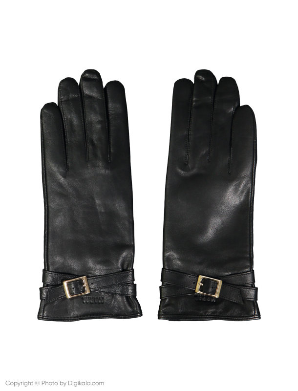 دستکش زنانه مارال چرم مدل 2402010237