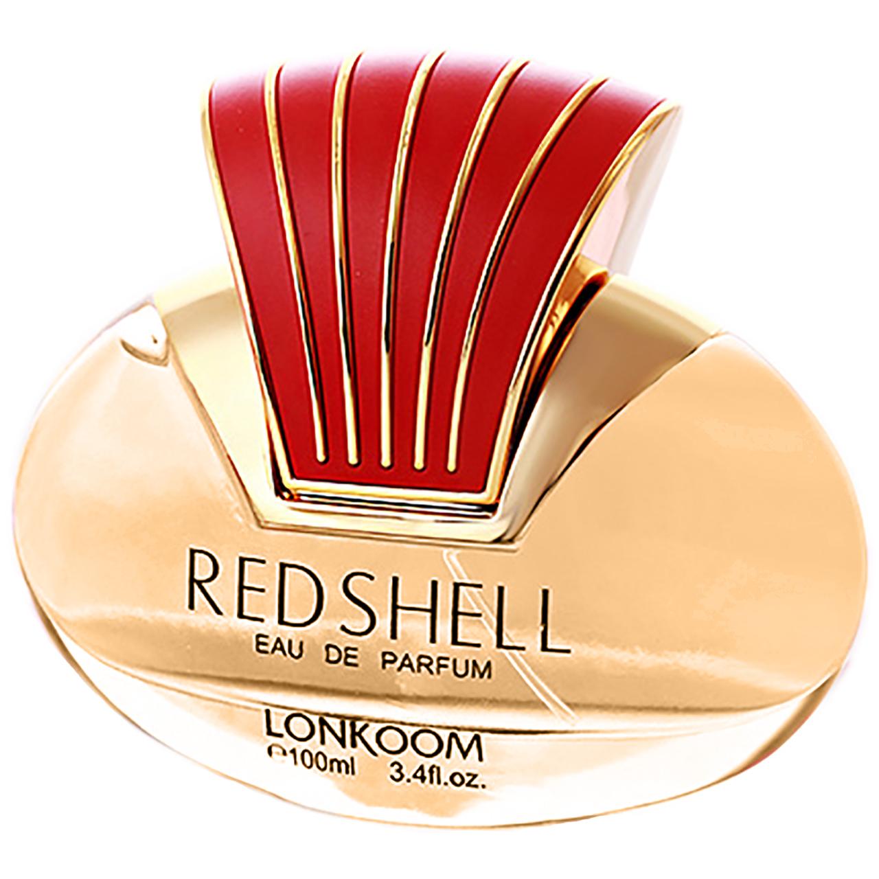 ادو پرفیوم زنانه لنکوم مدل RED SHell حجم 100 میلی لیتر