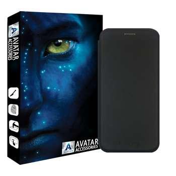 کیف کلاسوری آواتار مدل KMAA6-1 مناسب برای گوشی موبایل سامسونگ Galaxy A6