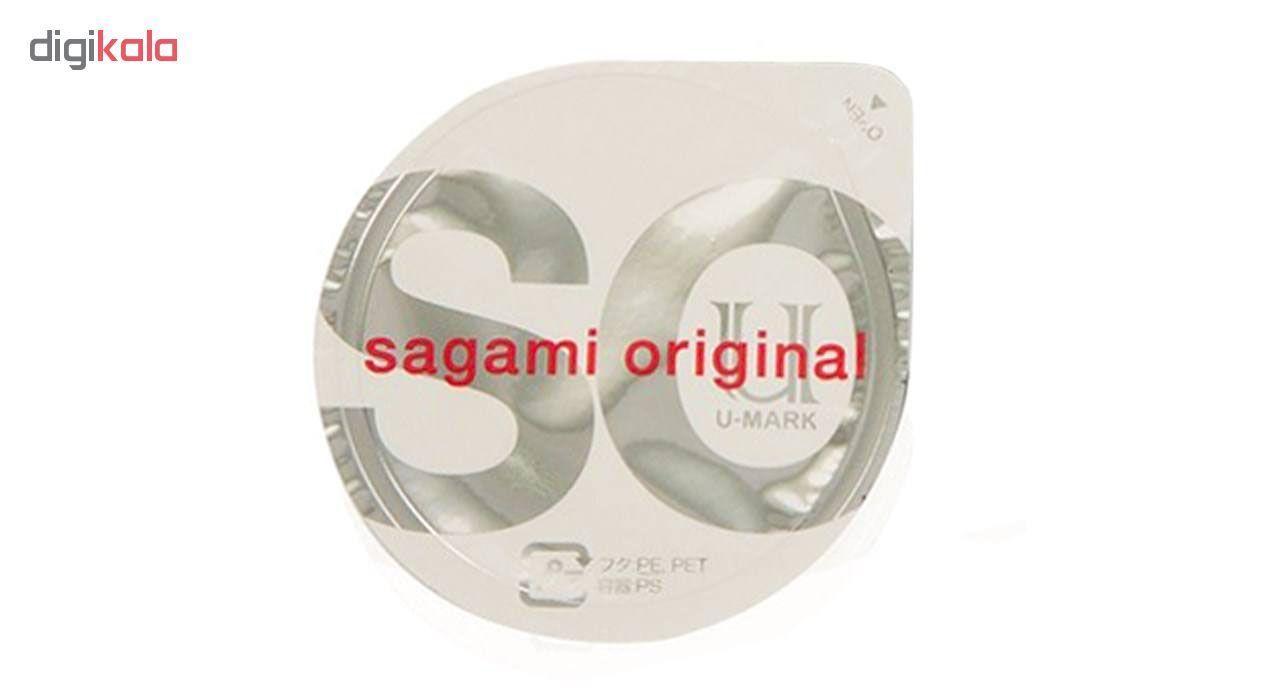 کاندوم ساگامی مدل نرمال مجموعه 4 عددی به همراه کاندوم بادی گارد مدل مکس پلژر مجموعه 4 عددی main 1 3