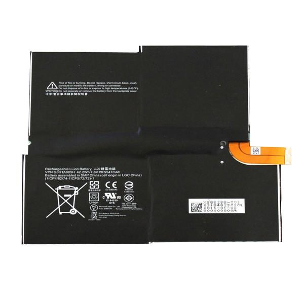 باتری تبلت مدل 1631 ظرفیت 5547 میلی آمپر ساعت مناسب برای تبلت مایکروسافت surface pro 3