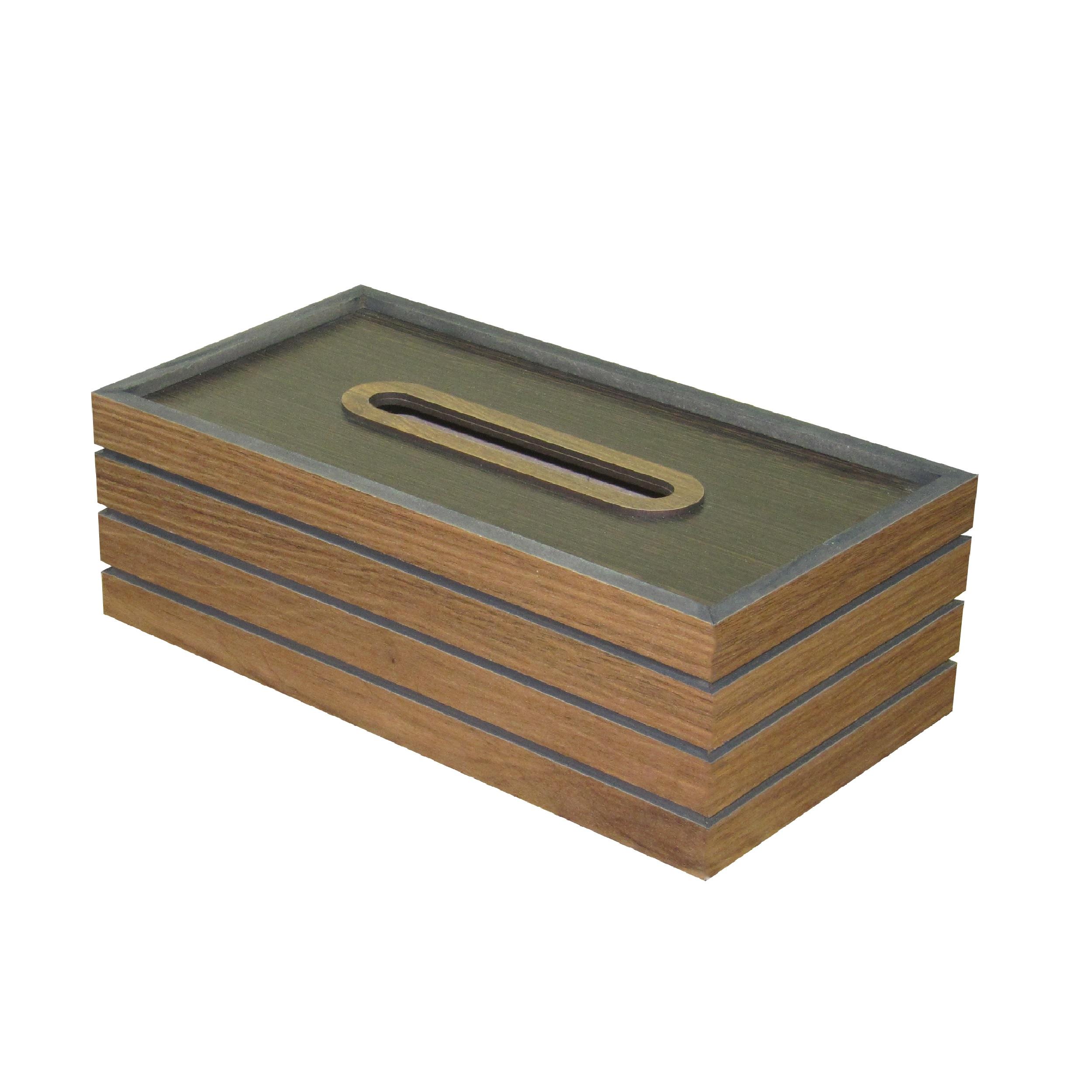 قیمت جعبه دستمال کاغذی کد DT-811