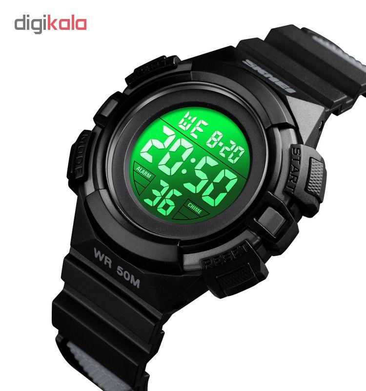 ساعت مچی دیجیتال بچگانه اسکمی مدل 1559M