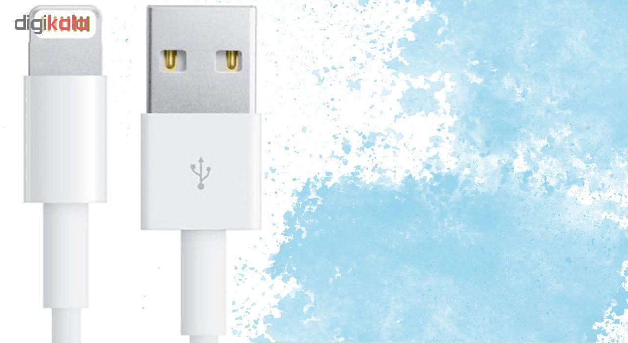 کابل تبدیل USB به لایتنینگ  مدل CBL_03 طول 1 متر main 1 2