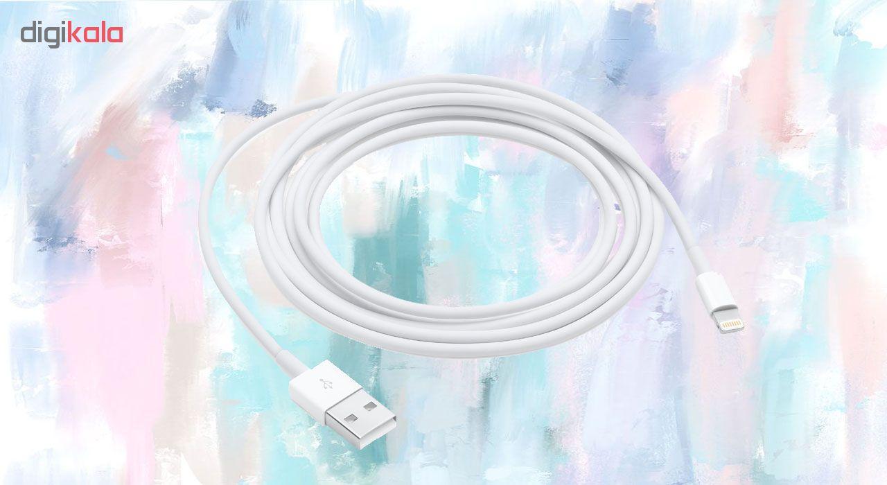 کابل تبدیل USB به لایتنینگ  مدل CBL_03 طول 1 متر main 1 5