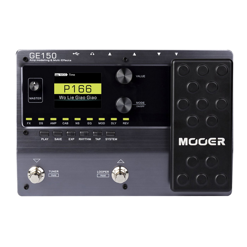 افکت گیتار الکتریک موئر مدل GE150