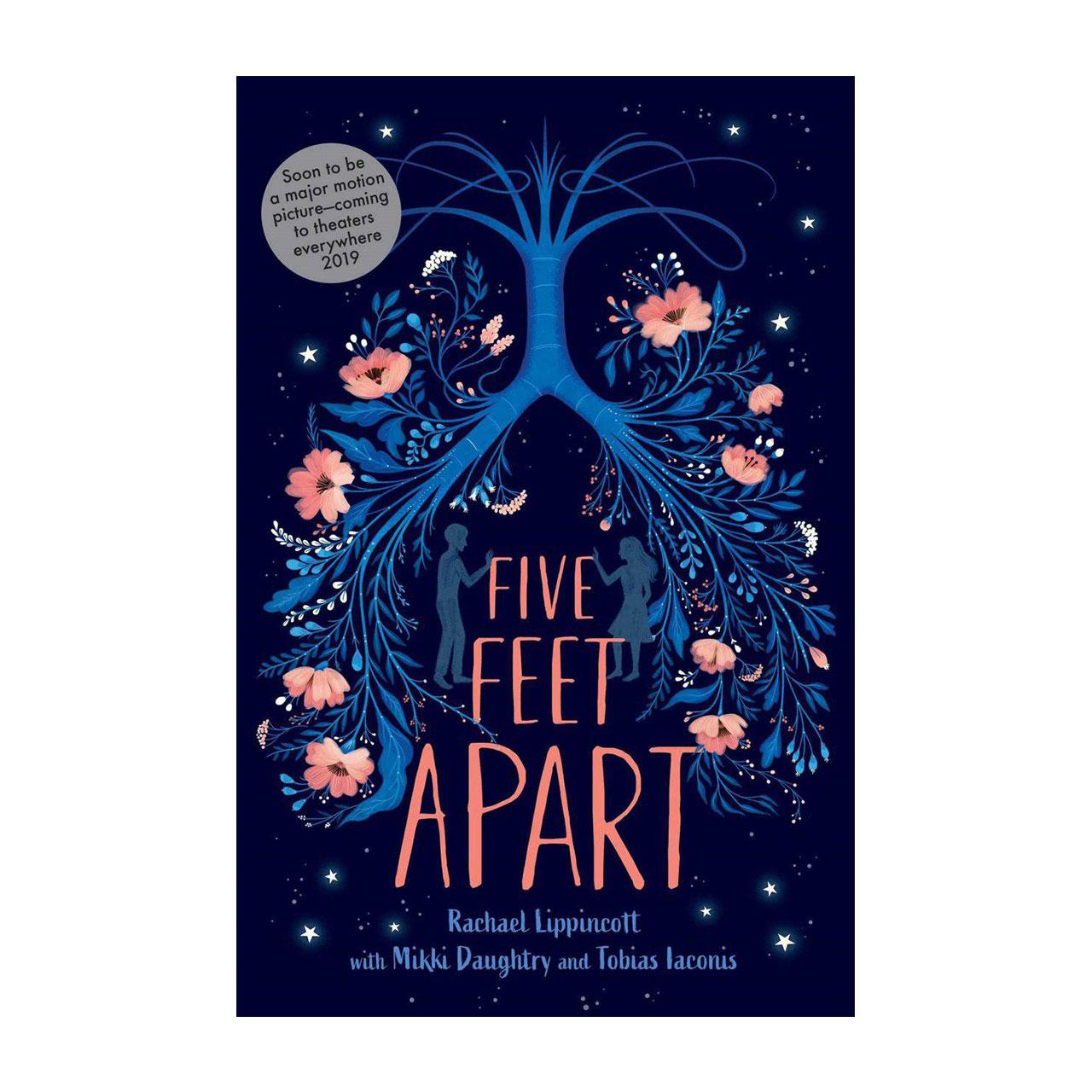 خرید                      کتاب  five feet apart اثر جمعی از نویسندگان انتشارات Simon & Schuster