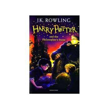 کتاب Harry Potter 1 اثر j.k rowling انتشارات bloomsbury
