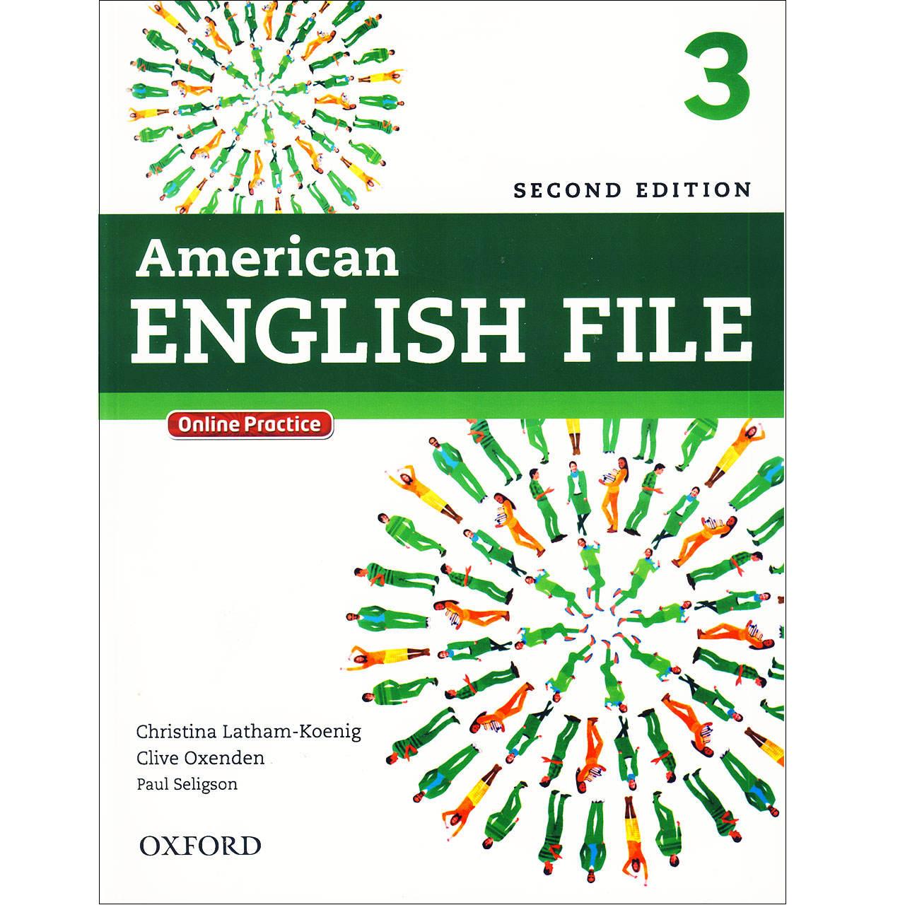 خرید                      کتاب American English File 3 اثر جمعی از نویسندگان انتشارات Oxford
