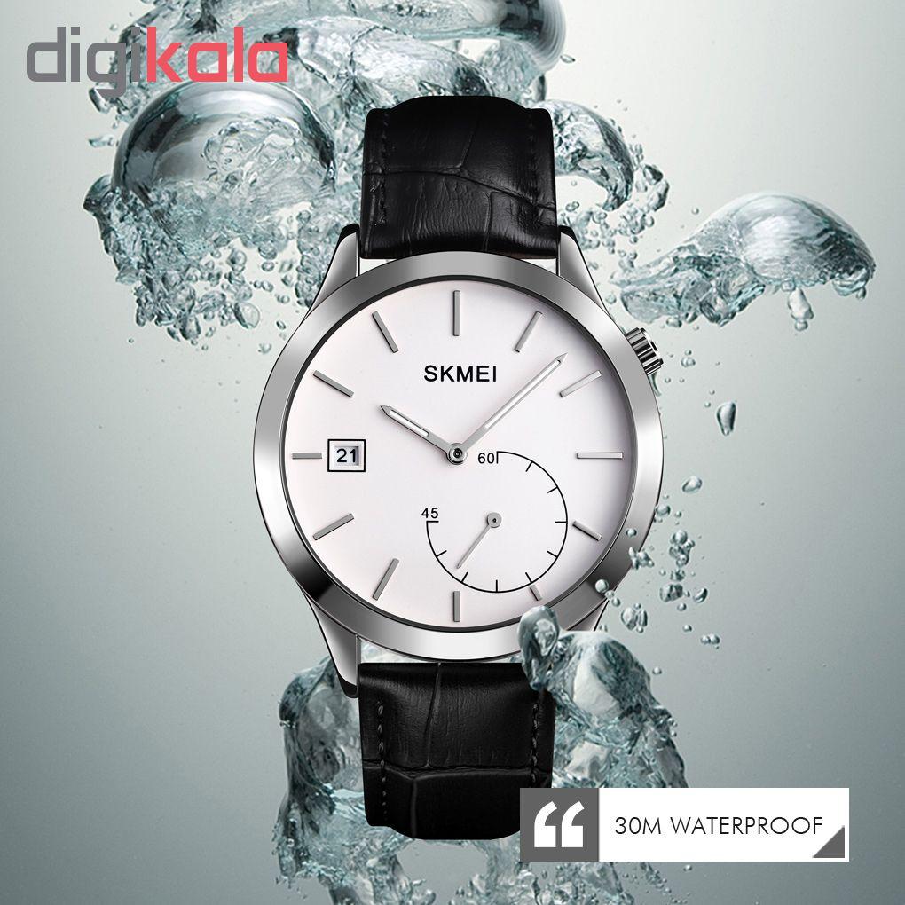 ساعت مچی عقربه ای مردانه اسکمی مدل 1581M