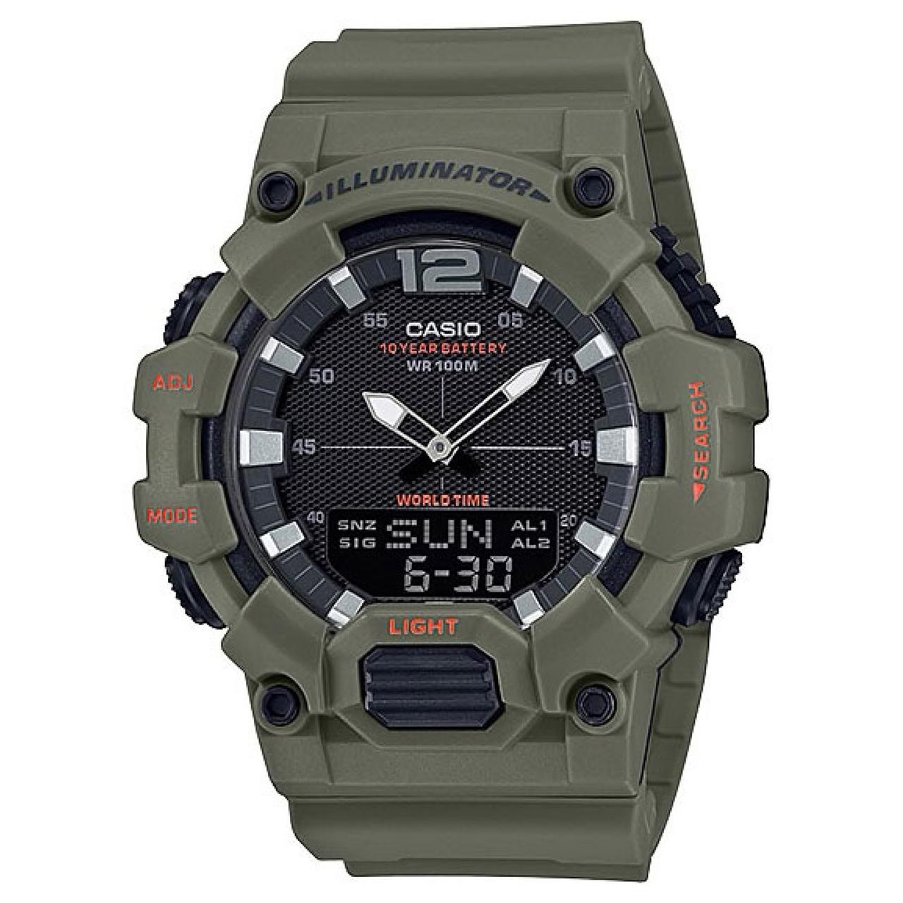 ساعت مچی دیجیتال مردانه کاسیو مدل HDC-700-3A2VDF