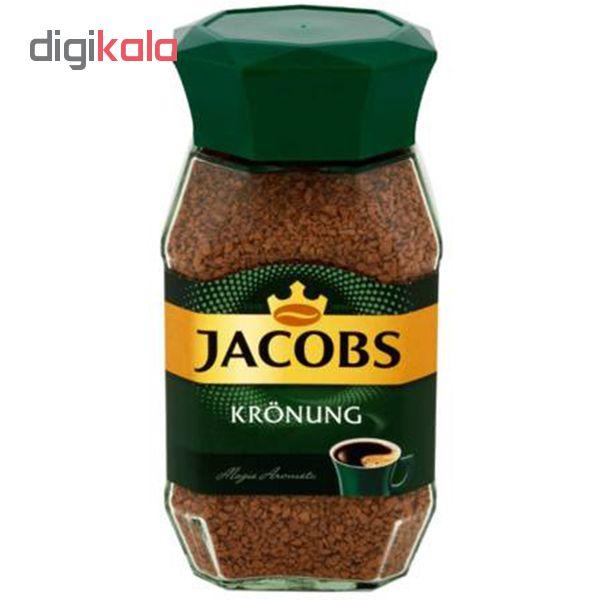قهوه فوری جاکوبز مقدار 200 گرم