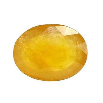 سنگ یاقوت زرد کد 50140