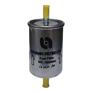 فیلتر بنزین خودرو بهران فیلتر کد GB0602