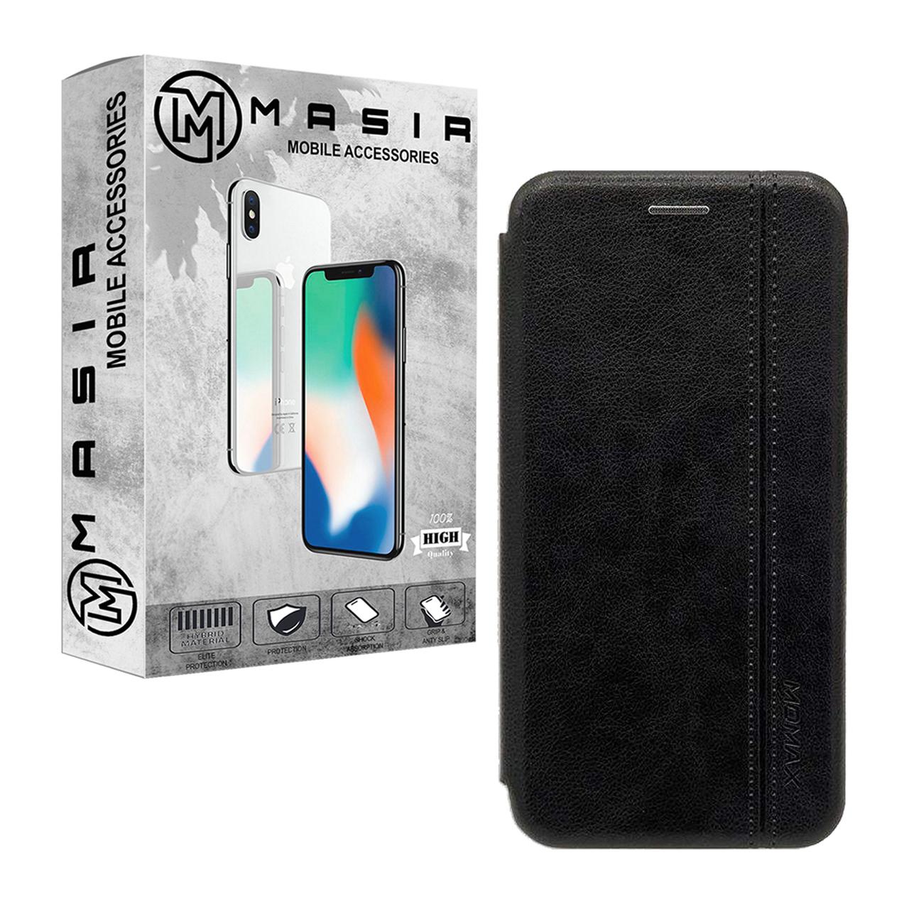 کیف کلاسوری مسیر مدل MMO-1 مناسب برای گوشی موبایل سامسونگ Galaxy A10S