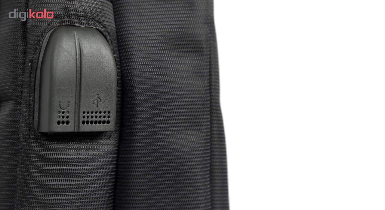 کیف لپ تاپ مدل SA-021 مناسب برای لپ تاپ 15.6 اینچی