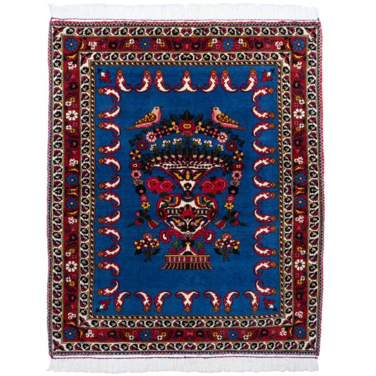 فرش دستباف ذرع و نیم سی پرشیا کد 178080