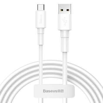 کابل تبدیل  USB به USB-C باسئوس مدل CATSW-02 طول 1 متر
