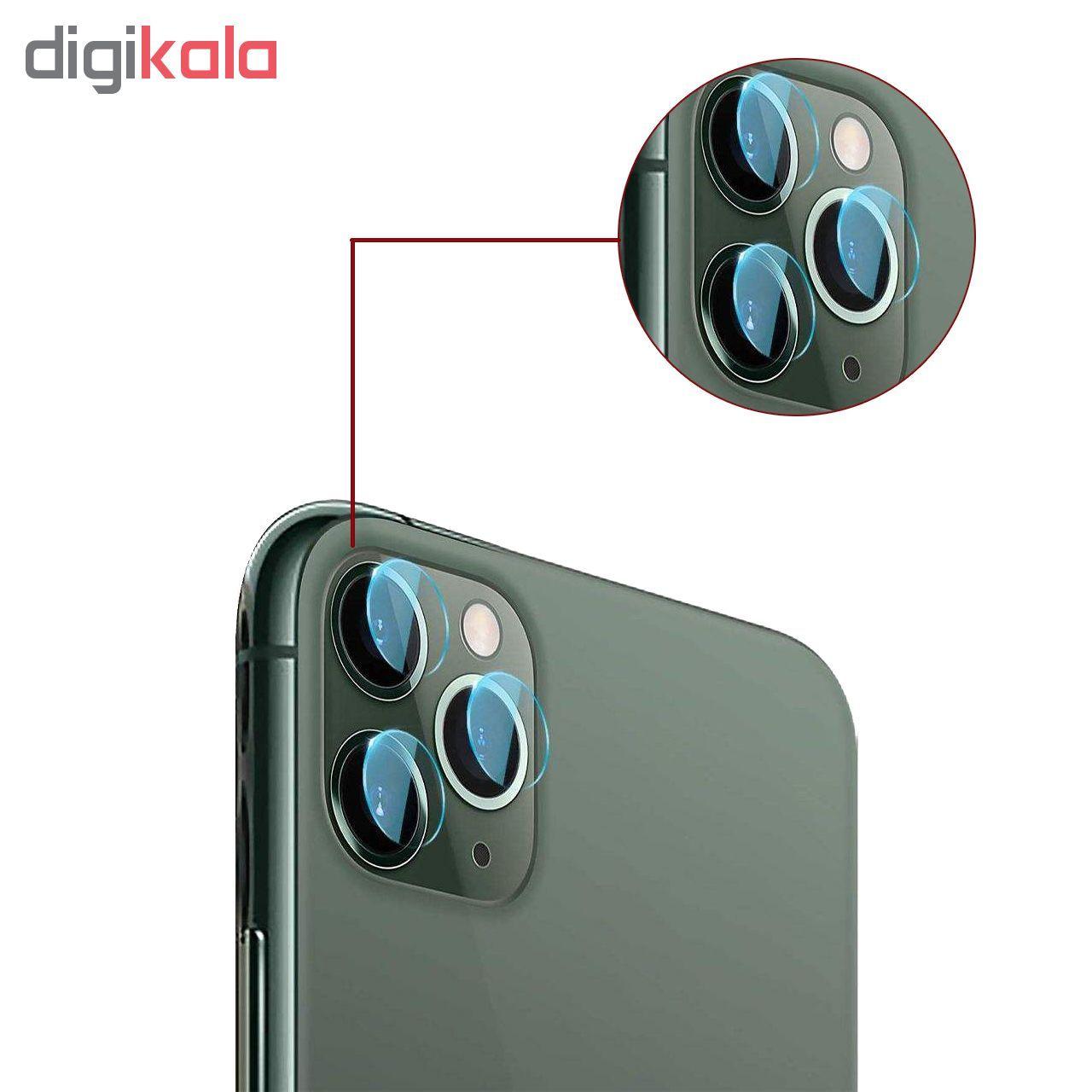 محافظ لنز دوربین  مدل L019 مناسب برای گوشی موبایل اپل iPhone 11 pro max  main 1 2