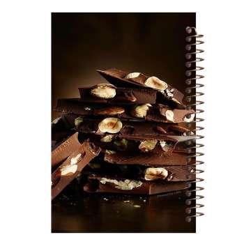 دفتر یادداشت آف تاب شهر مدل شکلات کد 4253