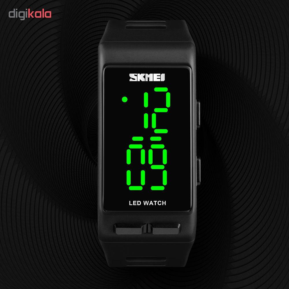 ساعت مچی دیجیتال اسکمی مدل 1364
