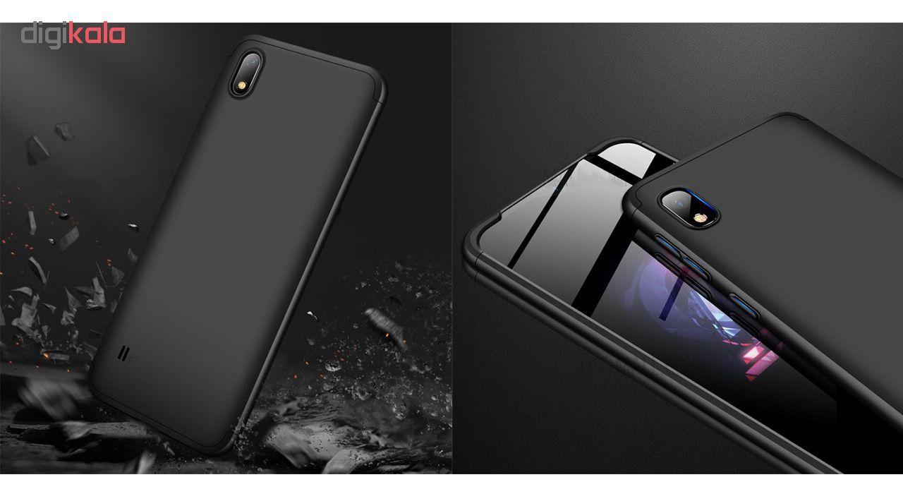 کاور 360 درجه جی کی کی مدل G-02 مناسب برای گوشی موبایل سامسونگGalaxy A10s main 1 1