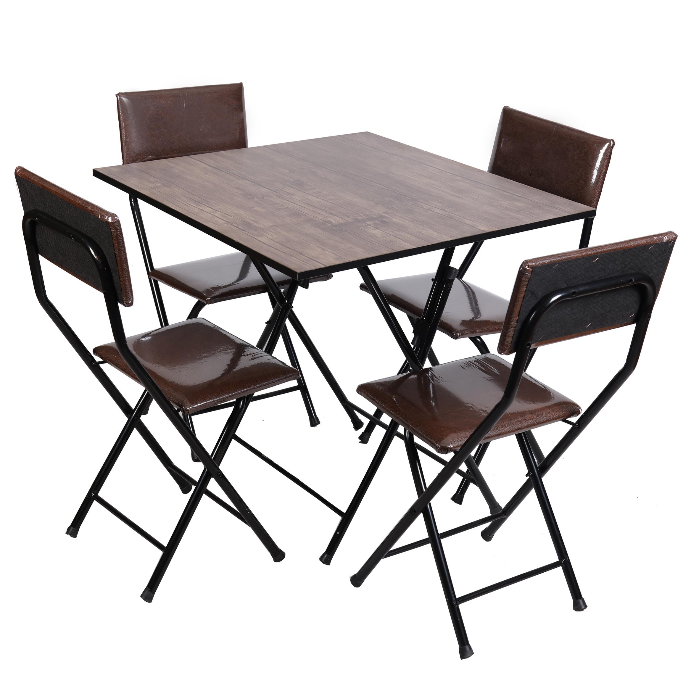میز و صندلی ناهار خوری مدل سینا