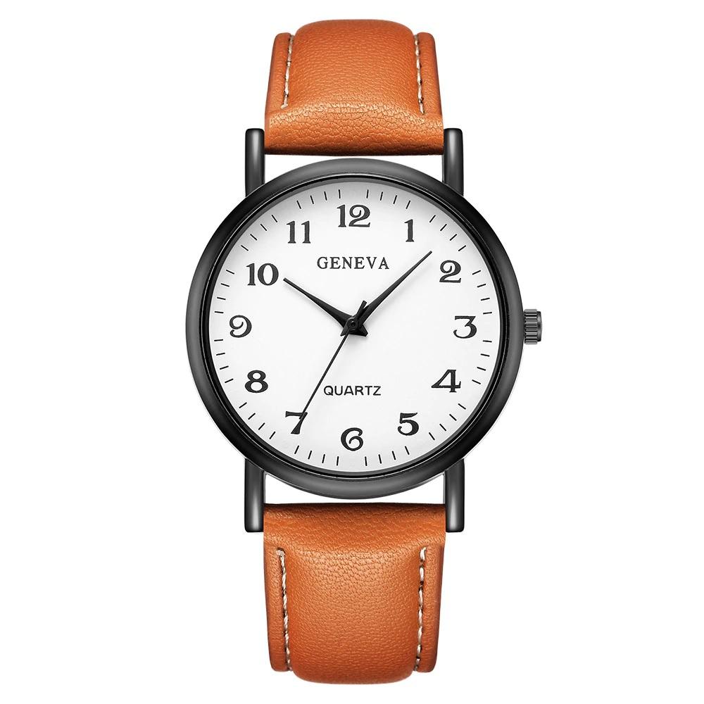 ساعت مچی عقربه ای زنانه جنوا مدل WBR-8001