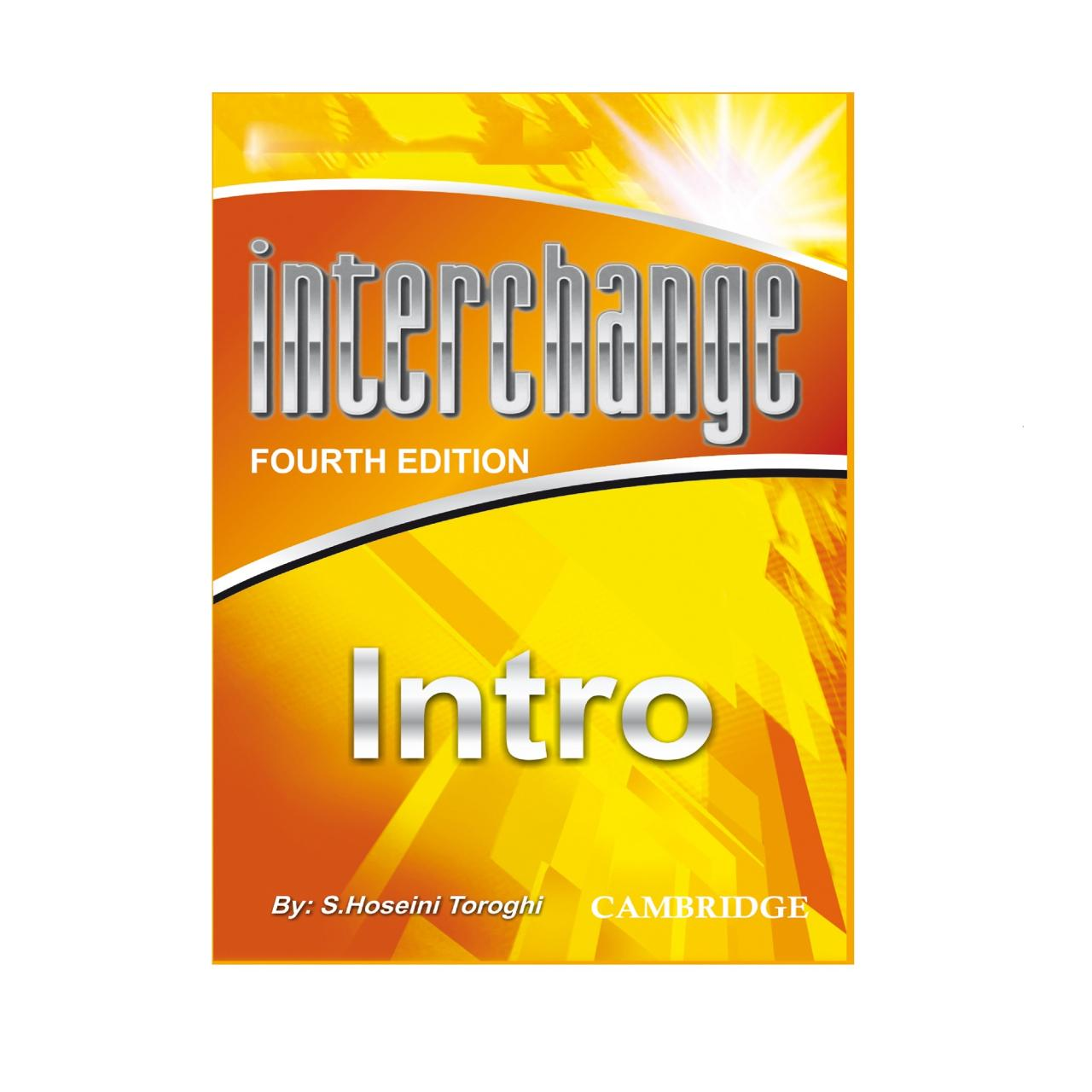 فلش کارت interchange Intro انتتشارات زبان پژوه