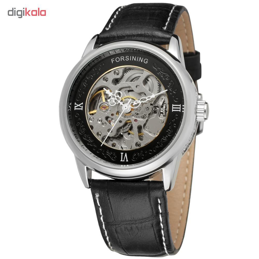 ساعت مچی  مردانه فورسنینگ مدل FSG8046M3S2 - BL              اصل