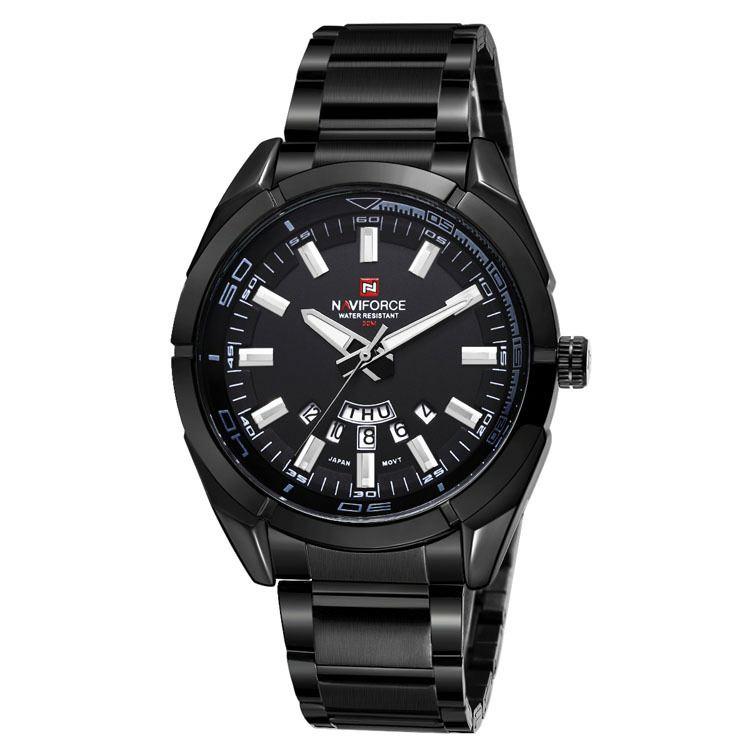 ساعت مچی عقربه ای مردانه نیوی فورس مدل NF9038 BB
