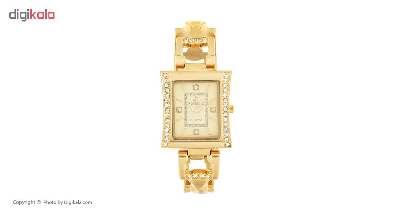 ساعت مچی عقربه ای زنانه رومنس مدل RM-012L