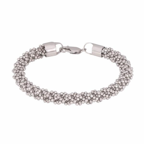 دستبند طلا 18 عیار زنانه کد G578