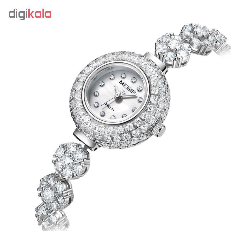 ساعت مچی عقربه ای زنانه مگیر مدل MS4202L-5              خرید (⭐️⭐️⭐️)