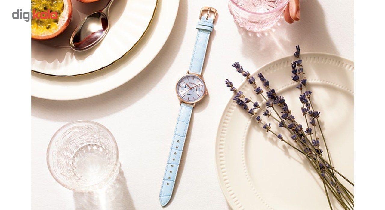 ساعت مچی عقربه ای زنانه کاسیو مدل SHE-3054PGL-2AUDR -  - 1