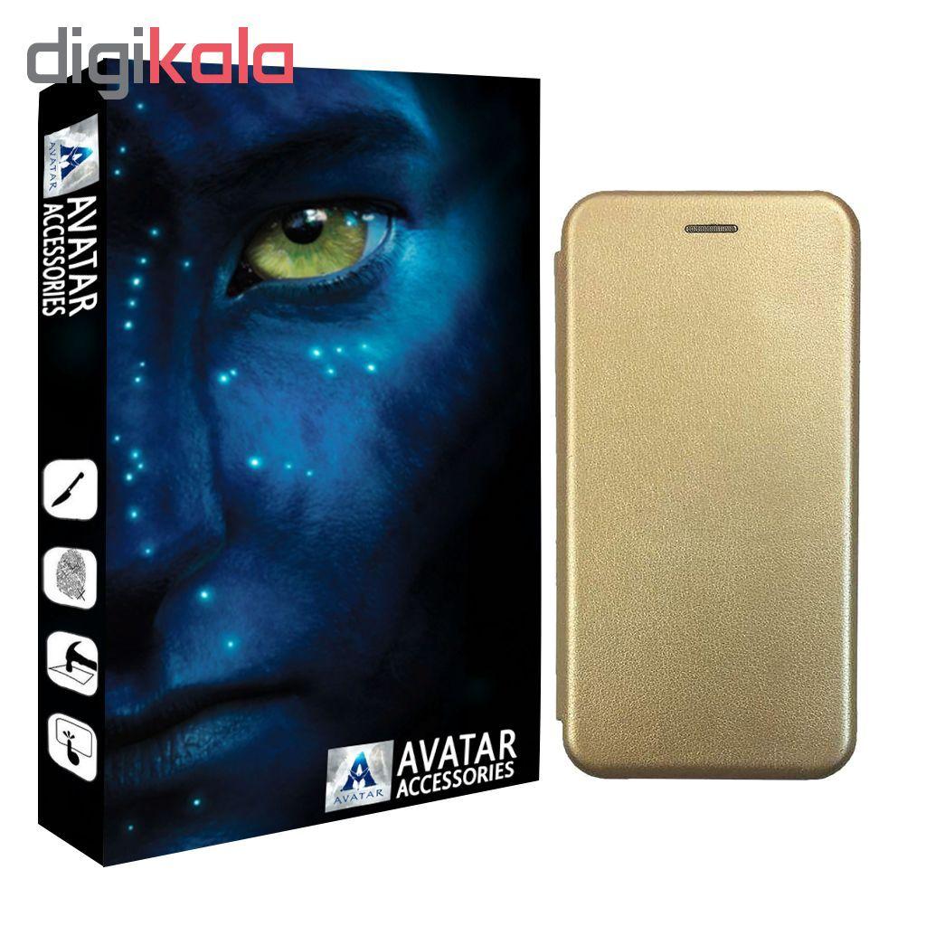 کیف کلاسوری آواتار مدل KMAIP11PM-1 مناسب برای گوشی موبایل اپل IPHONE 11 PRO MAX main 1 3