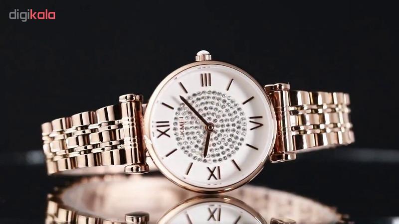 ساعت مچی عقربه ای زنانه اسکمی مدل 1533
