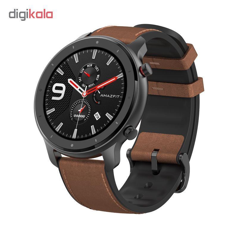 ساعت هوشمند امیزفیت مدل  GTR main 1 1