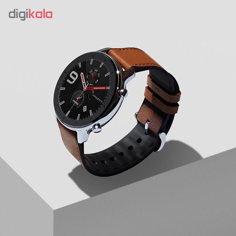 ساعت هوشمند امیزفیت مدل  GTR main 1 2