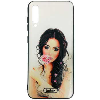 کاور طرح Girl کد 0242 مناسب برای گوشی موبایل سامسونگ Galaxy A30s / A50s / A50