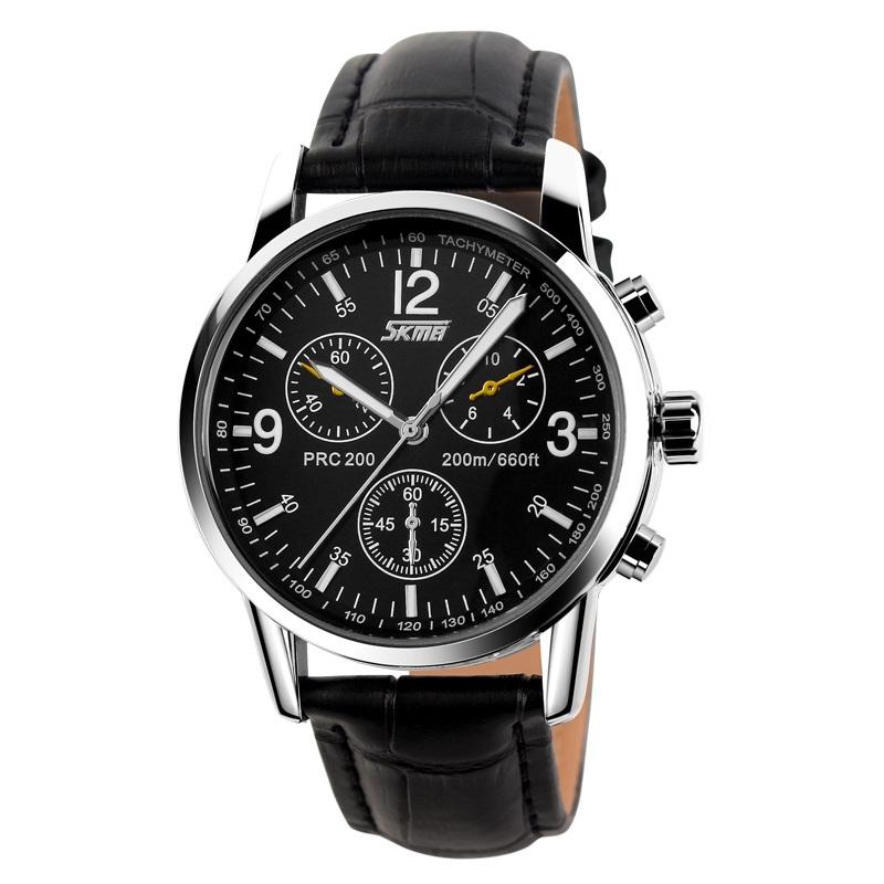 کد تخفیف                                      ساعت مچی عقربه ای مردانه اسکمی مدل 9070M