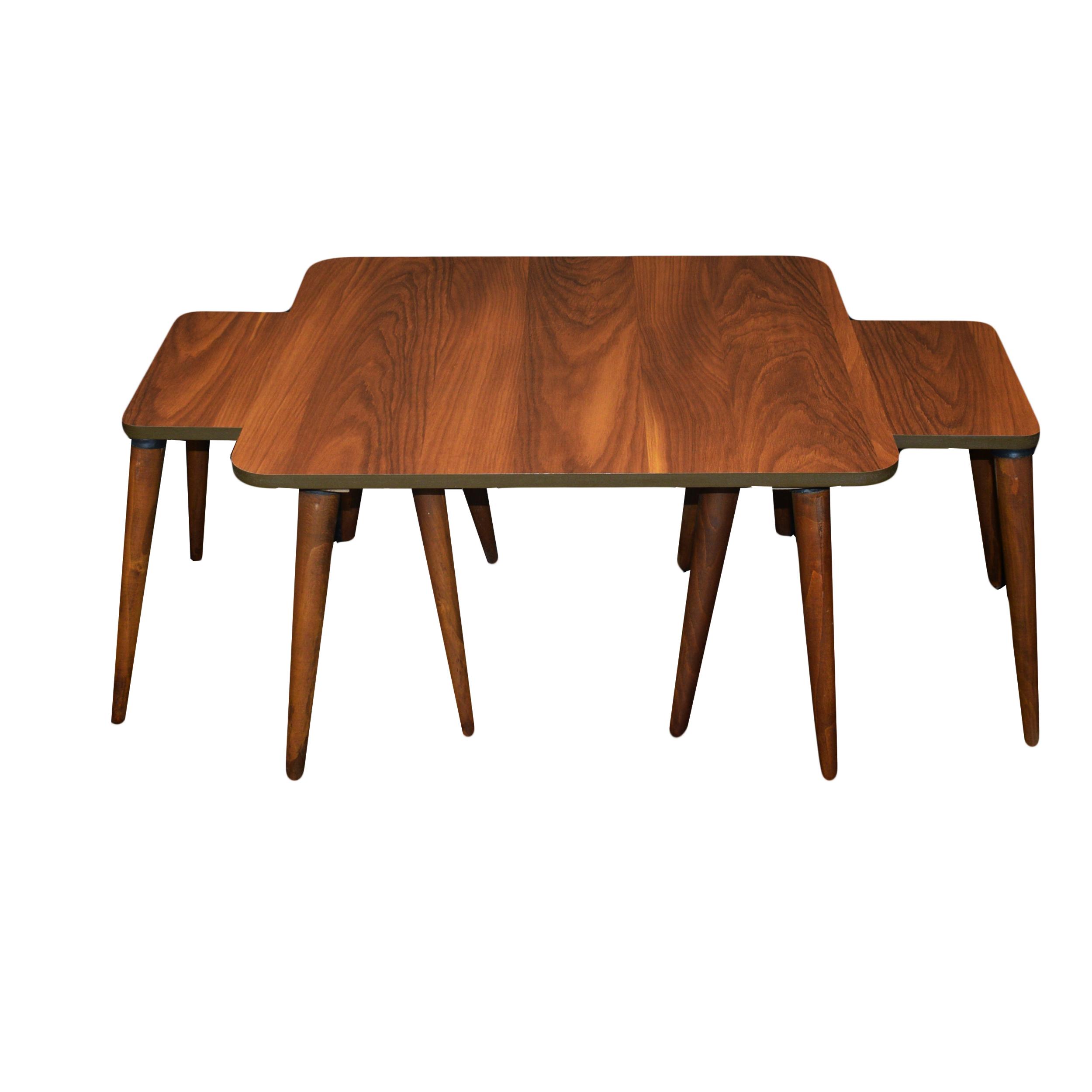 میز پذیرایی مدل MOR مجموعه 3 عددی