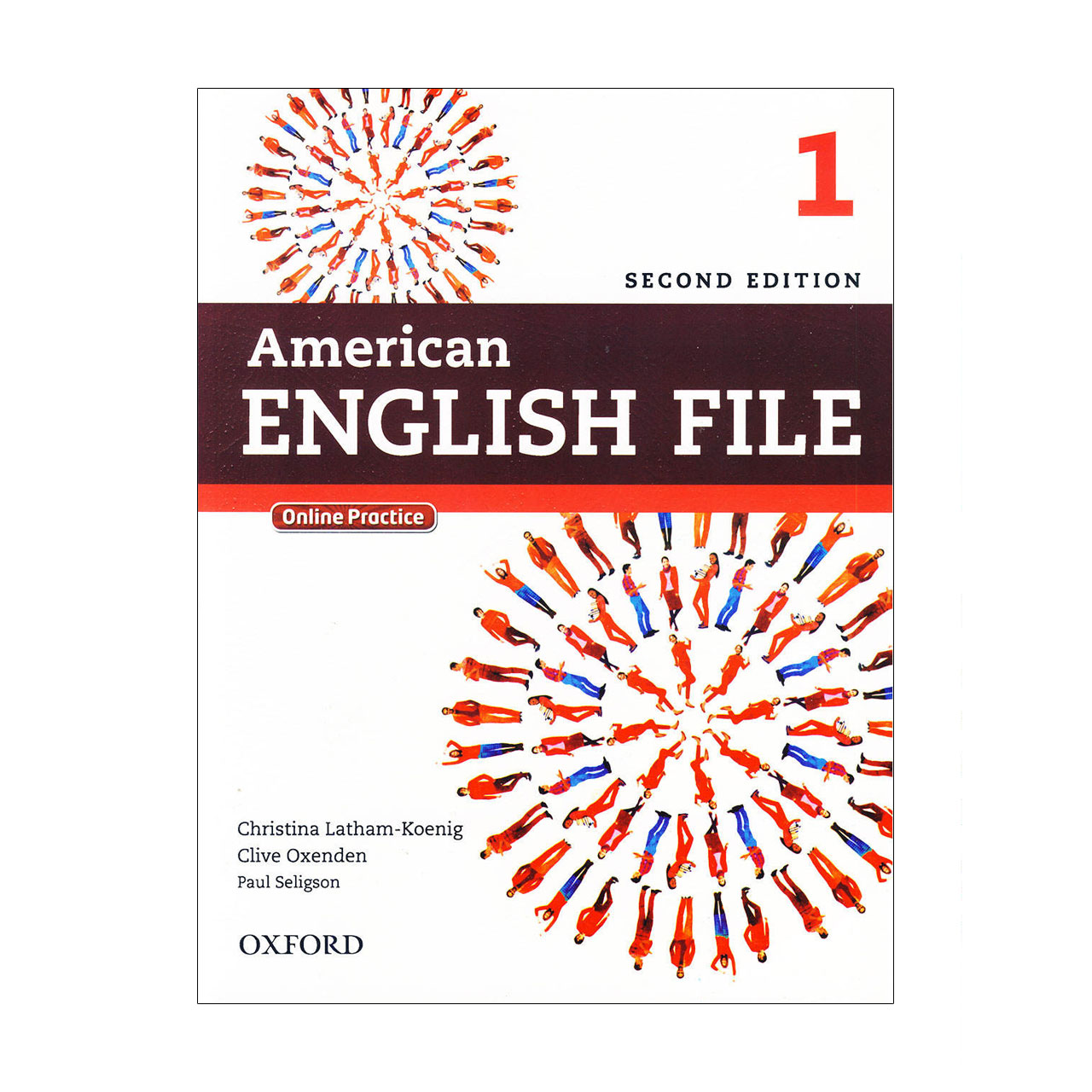 خرید                      کتاب American English File 1 اثر جمعی از نویسندگان انتشارات Oxford