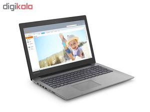 لپ تاپ 15 اینچی لنوو مدل Ideapad 330 - V  Lenovo Ideapad 330 - V15 inch Laptop