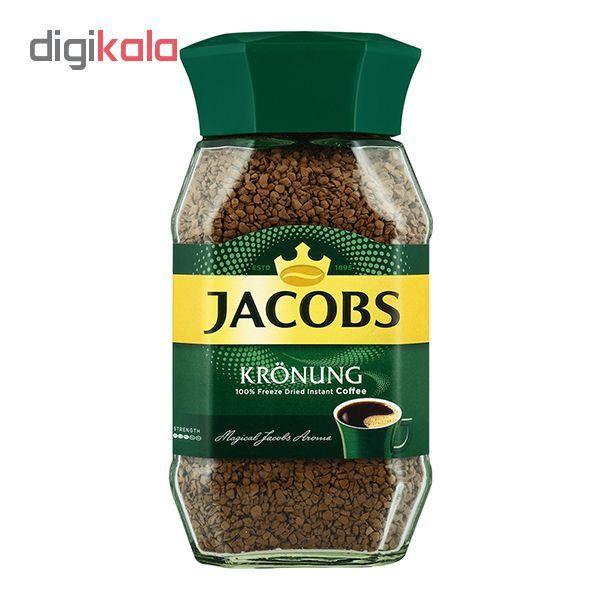 قهوه فوری جاکوبز مقدار 200 گرم main 1 2