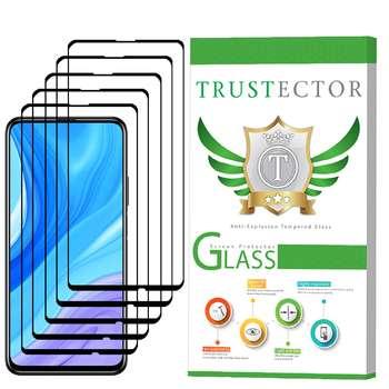 محافظ صفحه نمایش تراستکتور مدل GSS مناسب برای گوشی موبایل هوآوی Y9s بسته 5 عددی