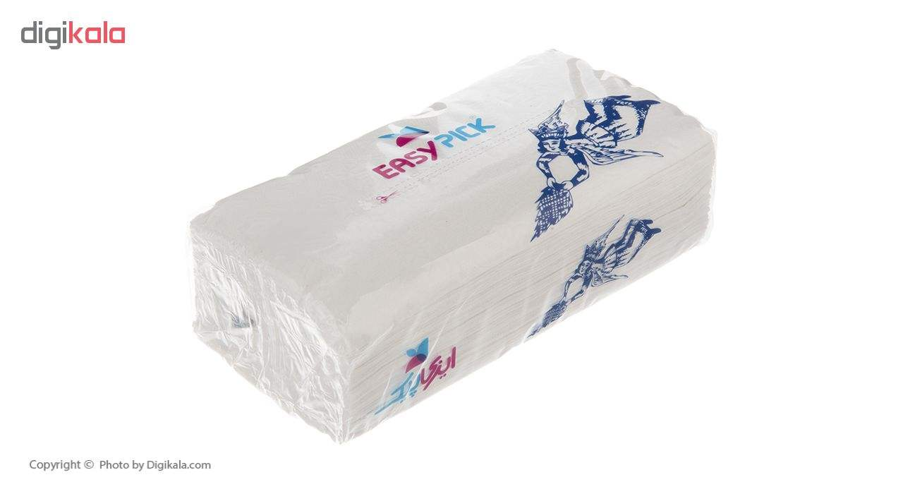 دستمال کاغذی 100 برگ ایزی پیک مدل King - بسته 10 عددی main 1 4