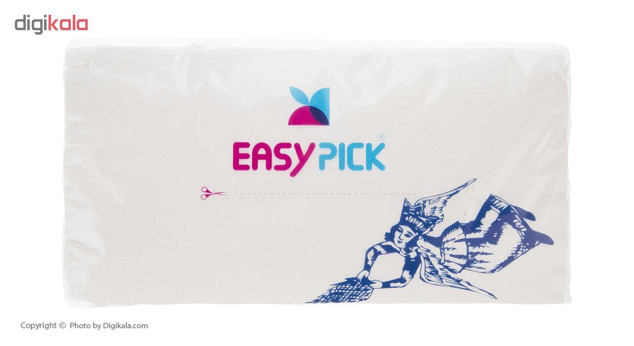 دستمال کاغذی 100 برگ ایزی پیک مدل King - بسته 10 عددی main 1 6