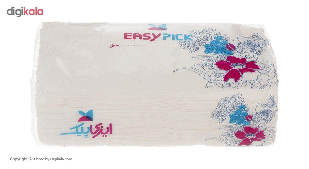 دستمال کاغذی 100 برگ ایزی پیک بسته 10 عددی main 1 8