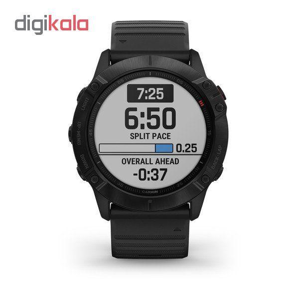 ساعت هوشمند گارمین مدل fenix 6x pro main 1 1